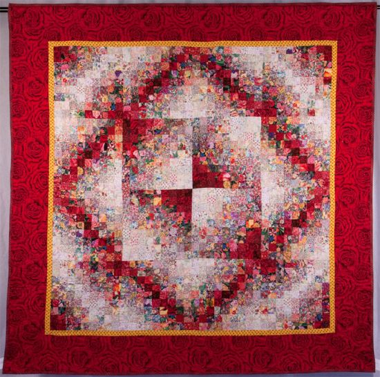 Strip Pieced Colorwash - Workshops Linda Wagner - Quilt Teacher ... : color wash quilts - Adamdwight.com